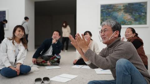 【ベストセラー著者と実践!】大人こそ受けたい 「アート思考」の授業 ─瀬戸内海に浮かぶアートの島・直島で3つの力を磨く─