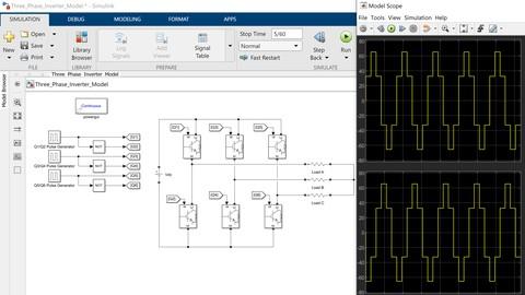 MATLAB/Simulink para Electrónica de Potencia