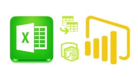 Excel Power Query и Pivot (+BI): с 0 до бизнес-пользователя