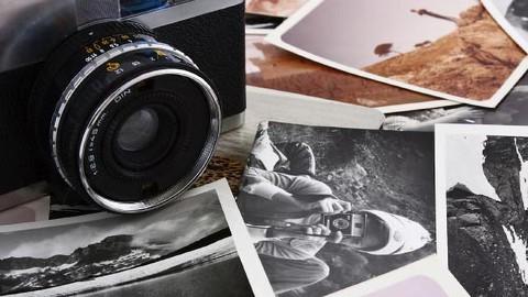 CURSO COMPLETA DE FOTOGRAFÍA   de principiante a Profesional