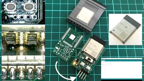 IoTセンサーを自作しよう!KiCadで回路基板からDIY!ESP32プログラミング