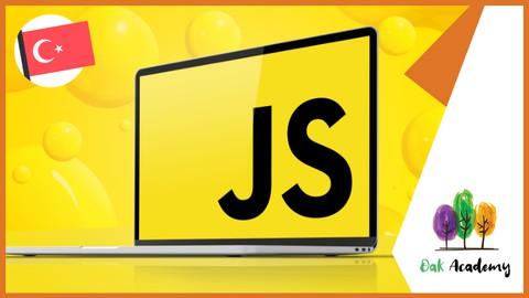Yeni Başlayanlar İçin Temel Modern Javascript Kursu | 2021