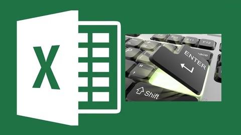 Basic Microsoft Excel Keyboard shortcuts MCQ