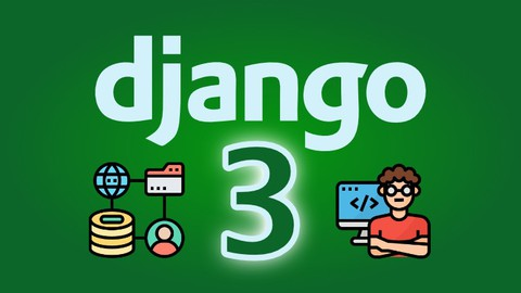 Django 3 - Full Stack разработка веб-сайтов на Python