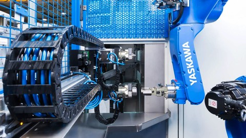 Robótica Industrial Básica - Yaskawa Motoman
