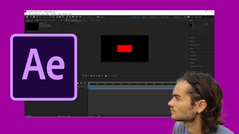 After Effects the complete course to start in animation