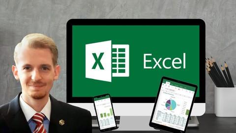 Der Microsoft Excel - Komplettkurs vom Anfänger zum Experten