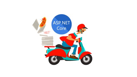Building Pizza Delivery Website/Project Using ASP.NET Core5