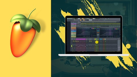 Music Production in FL STUDIO - Learn Afro dancehall beat