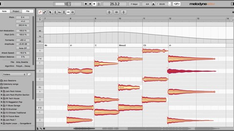 Learn Melodyne 5 the Ultimate Guide