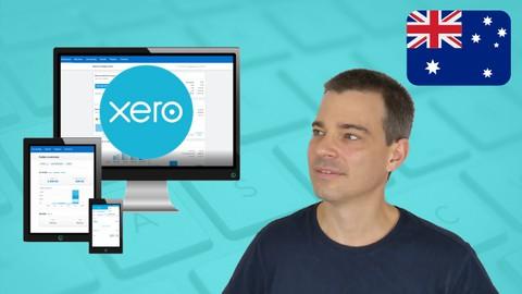 Xero Australia - Essentials Accounting & Bookkeeping Course