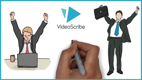 Videoscribe Whiteboard Animations : With Project