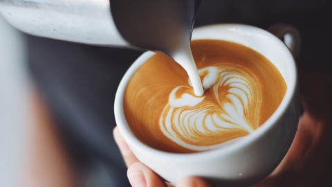How to be a barista with simple steps ( Beginner Level)