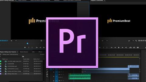 learn basic video editing in Adobe premier pro 2020