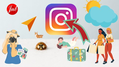 Instagram untuk Pemasaran, Hobi, Desain Grafis, & Rupa-Rupa