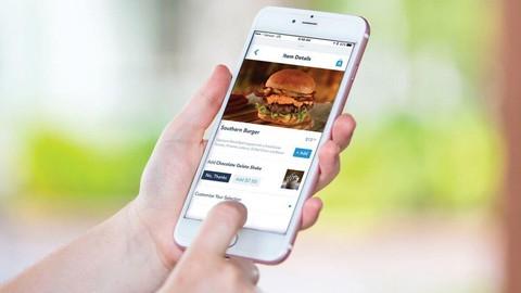 Aplicativo para Restaurante com Ionic 7 e Mysql