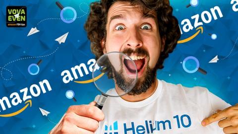 Amazon FBA Keyword Research With Helium 10 Cerebro