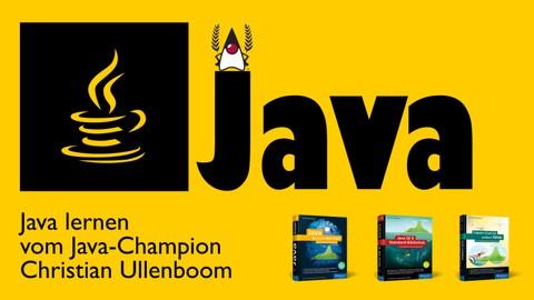 Der moderne Java-Kurs, vom Anfänger zum Profi