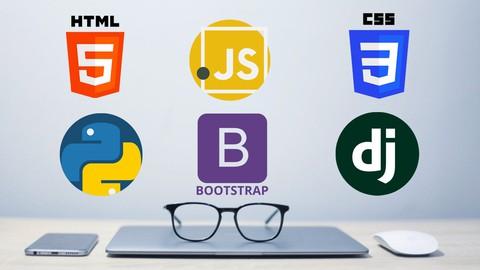 Pack WEB ULTIME HTML5 CSS3 JAVASCRIPT PYTHON3 DJANGO3 + 13 H