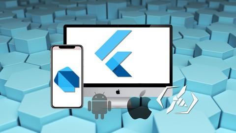 """Flutter 2 pour le Web: Créez des applications """"responsive"""""""