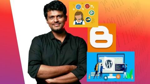 WordPress website creation from Scratch - A to Z