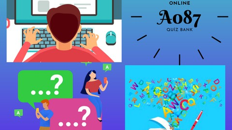 English Word Placement and Grammar Test - Quiz Bank A087