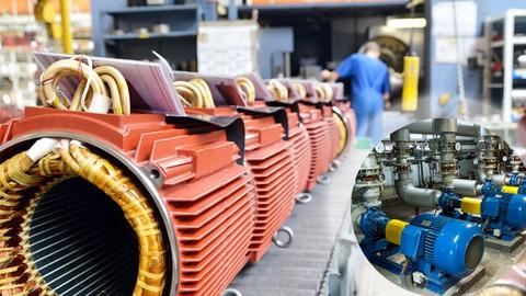 تصميم المحركات الكهربية
