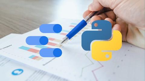Ejercicio: Crea una APP con Google Data Studio y Python