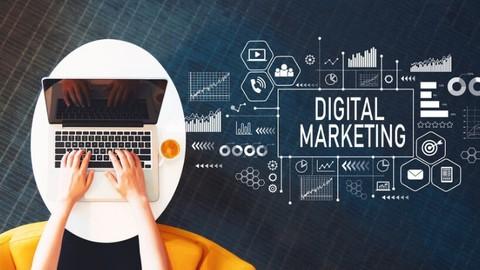 Learn Fundamentals of Digital Marketing 2021