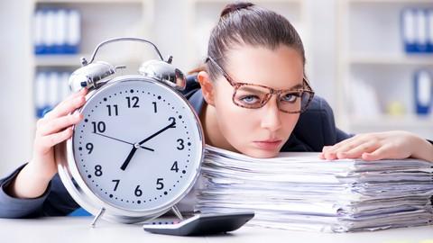 사람의 수준을 높이는 완전한 시간 관리 과정.
