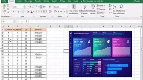 Découvrir l'analyse de données avec Excel et Access