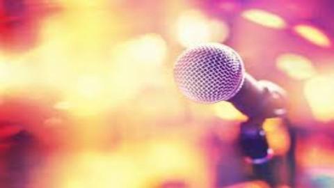 Cante em cinco passos