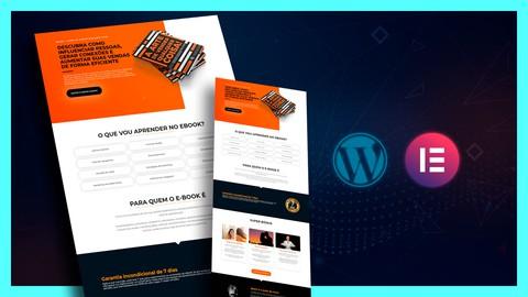 LeadPage de Alta conversão Wordpress - Do Básico ao Avançado