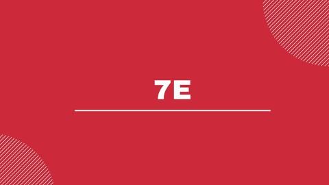 Método 7E - Módulo COMUNICAÇÃO