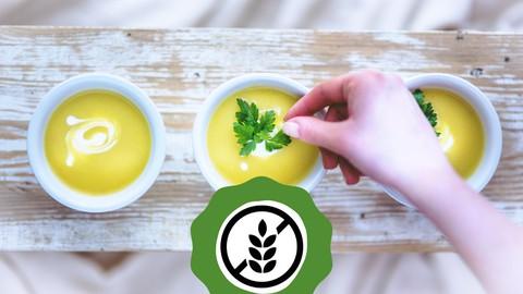 Cocina saludable gluten free, apta diabéticos y veganos.
