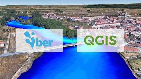 Iber+QGIS: Aprende a realizar un Estudio de Inundabilidad