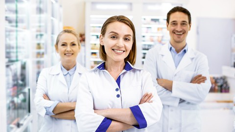 Become a Pharmacy Technician and Assistant