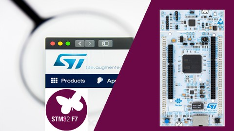 ARM Cortex-M7 STM32F7 Bare-Metal Programming From Ground Up™
