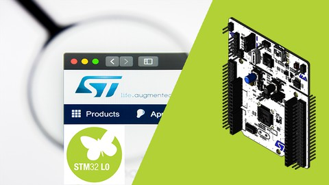 STM32L0 Bare-Metal Peripheral Drivers Development
