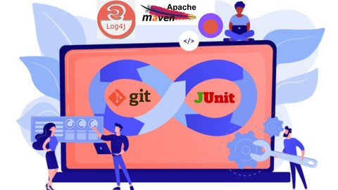 DevOps Engineering - Git, GitHub, Maven, JUnit, Log4j
