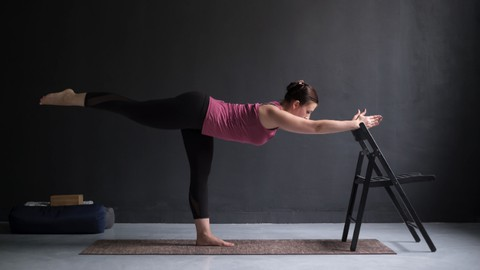 Chair Yoga Teacher Training Diploma Level 1