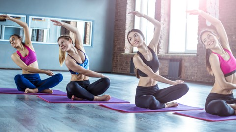 Gentle Yoga Teacher Training Diploma for Relax and Awareness