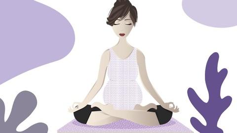 Yoga für Schwangere - sanft, auch bei Symphysenlockerung