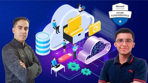 Certificación Microsoft Azure Fundamentals Exam AZ-900. 2021
