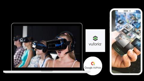 Aprenda Unity Realidade aumentada atualizado 2021