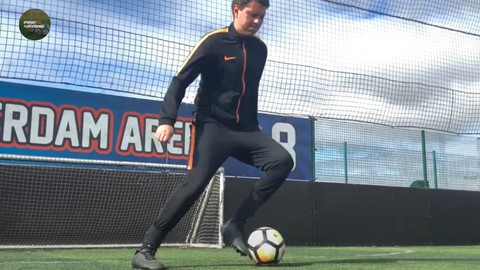 Soccer Training from Home - Learn to Master the Ball