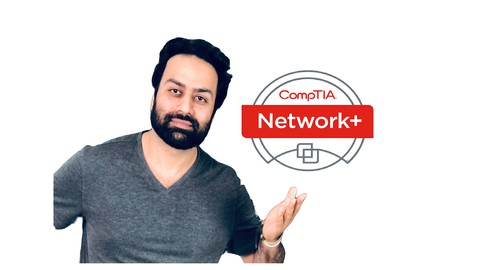 """CompTIA Network + """"Full Course"""",  Network Plus 2021"""