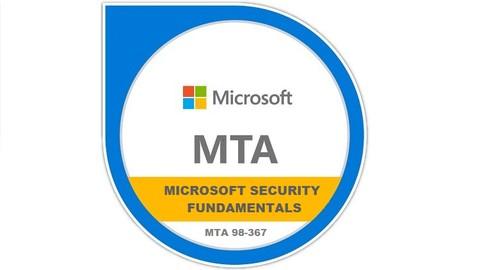 Preparación para el 98-367 Microsoft Security Fundamentals