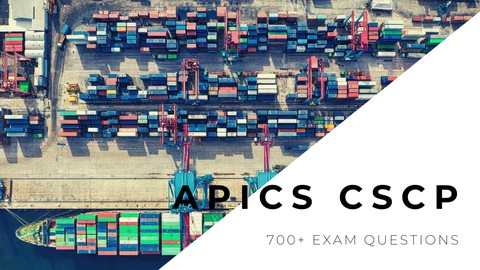 2021 Certified Supply Chain Professional CSCP Practice Exam