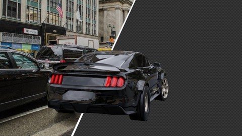 Blender VFX Tutorial: Rig & Animate a Realistic Car in Real